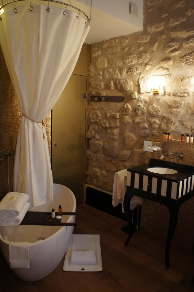 Tonic Hotel Saint Germain - Salle de bain
